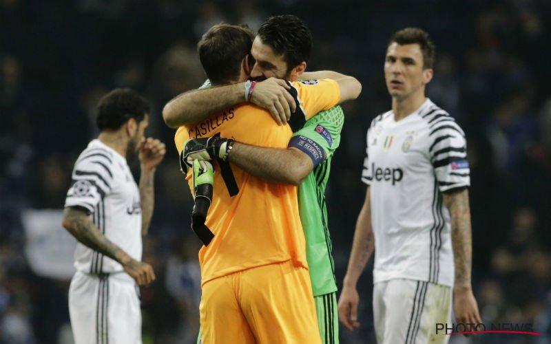 Casillas onthult wat Buffon tegen hem zei na de wedstrijd
