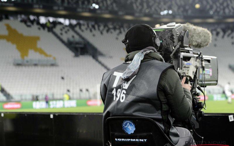 Q2 ligt alweer onder vuur na Champions League-uitzending