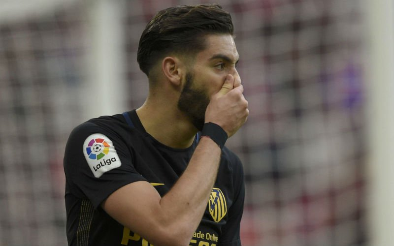 Carrasco woest na vervanging, Simeone reageert