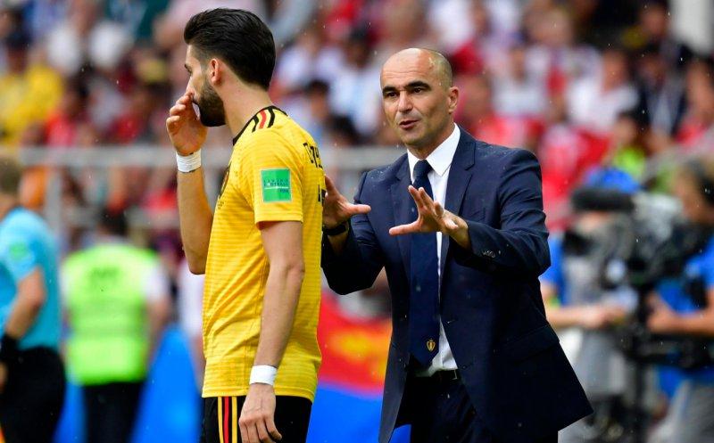 Martinez stopt vechtpartij met Carrasco in de doofpot