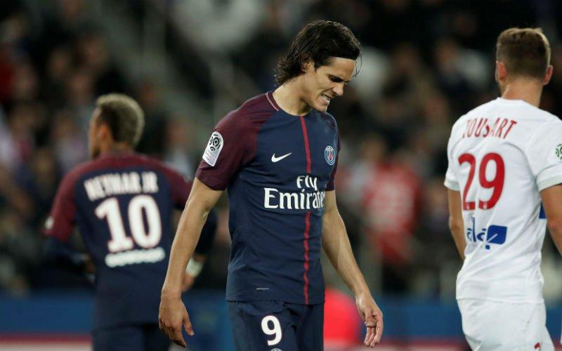 Cavani spreekt vlak voor Anderlecht openlijk over ruzie met Neymar