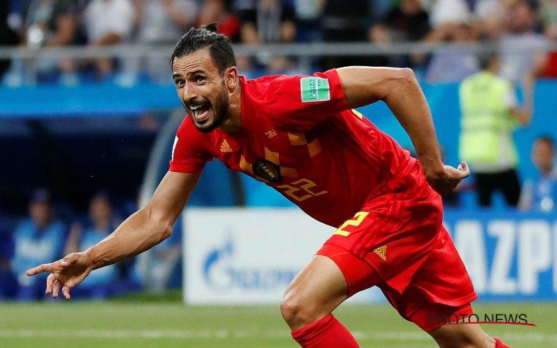 'Chadli kan sterke WK-prestaties verzilveren met transfer naar Franse top'