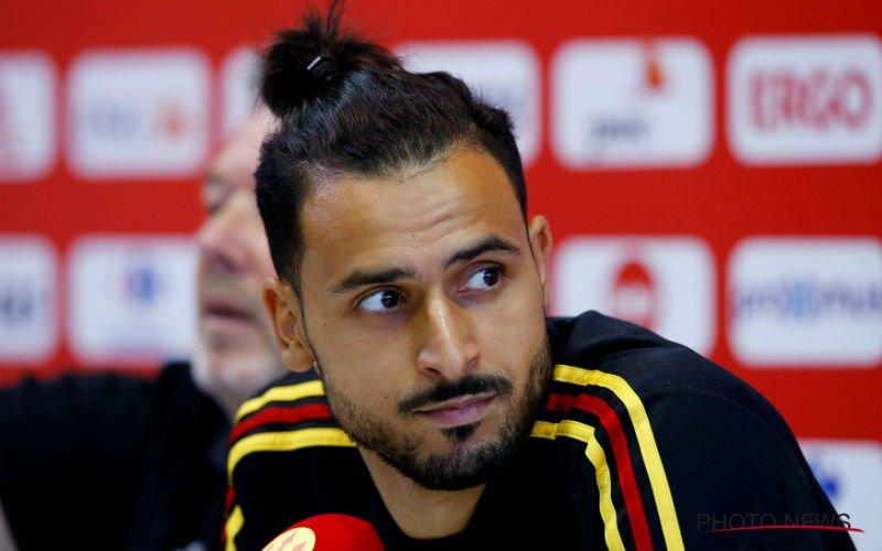 Chadli heeft pikante boodschap voor Club Brugge