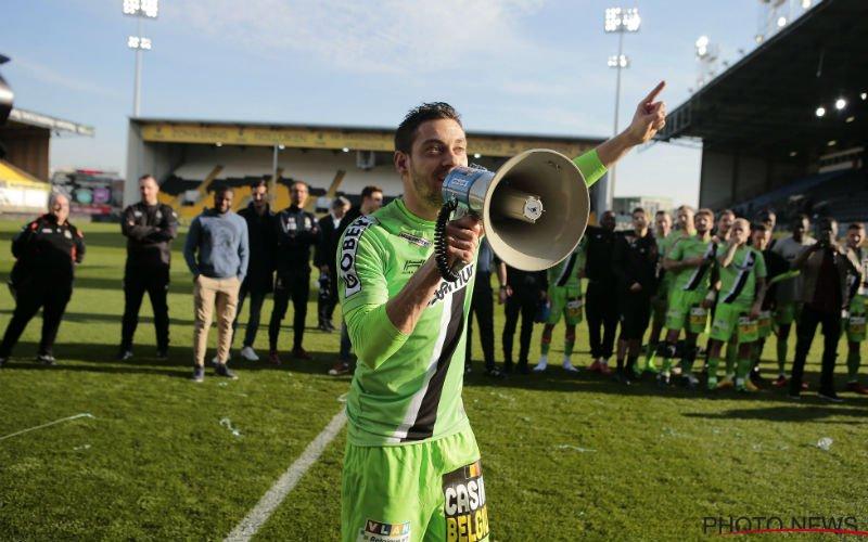 DONE DEAL: Charleroi laat spits weer gaan
