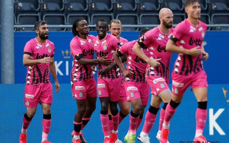 Charleroi alleen leider na nieuwe zege, Cercle wint op KV Mechelen