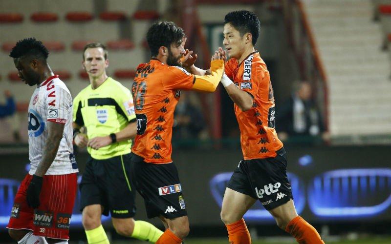 Charleroi blijft dromen van Play-off 1 na late zege