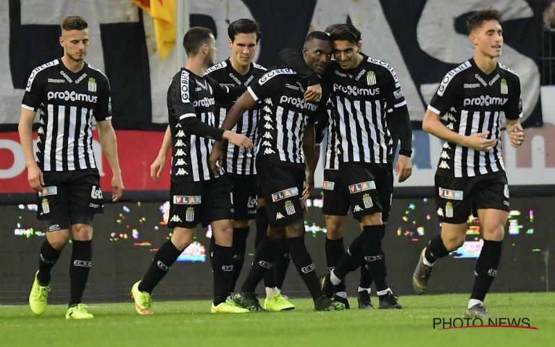 Charleroi pakt volle buit tegen Eupen, ook STVV wint