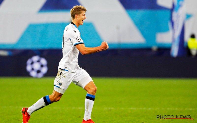 'Club Brugge hakt knoop door over vertrek van Charles De Ketelaere'