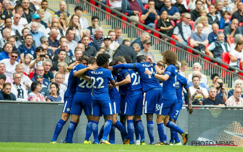 Chelsea pakt ondanks owngoal Batshuayi eerste zege