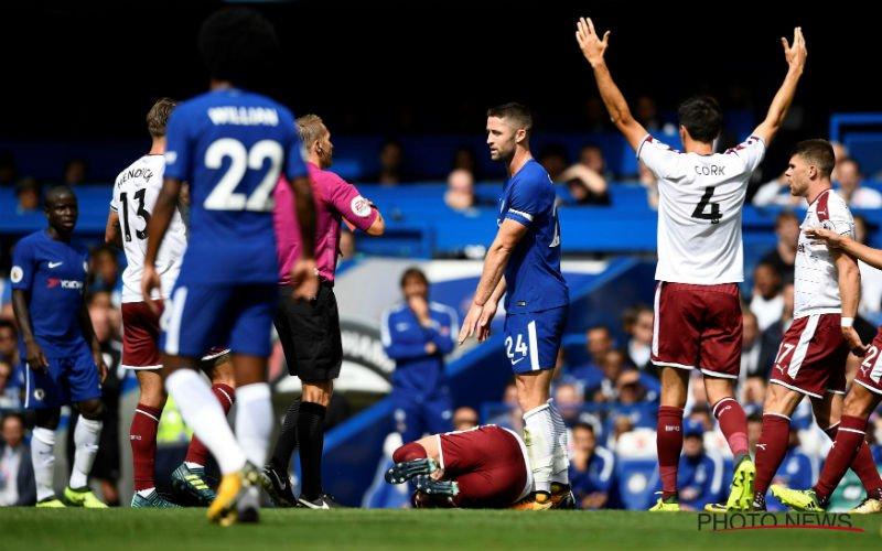 Defour slachtoffer van agressie tegen Chelsea