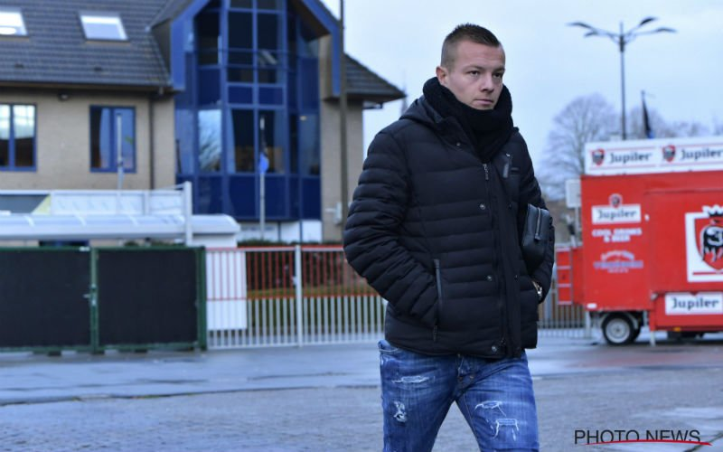 'Jordy Clasie vertrekt bij Club Brugge'