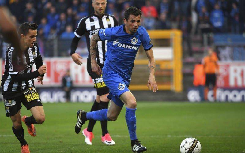 Ex-speler Club Brugge Claudemir versiert op 30ste nog mooie transfer