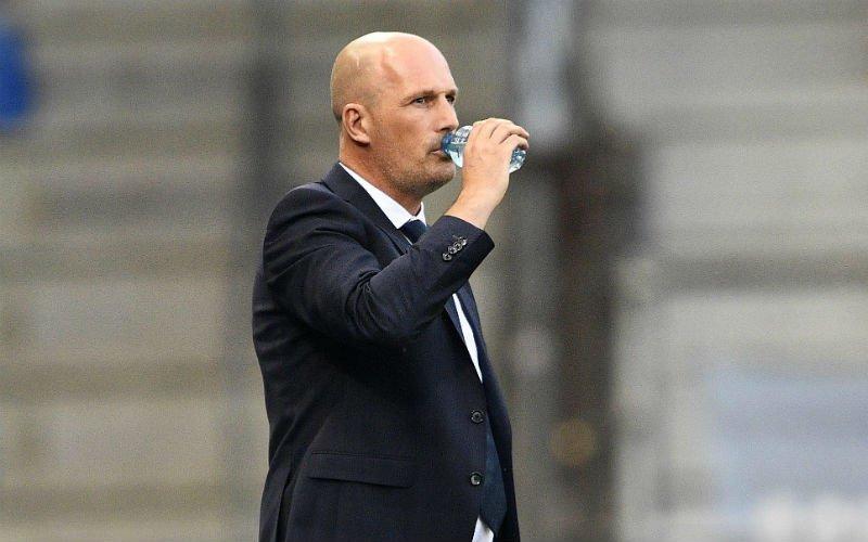 Clement brengt Antwerp-fans in opspraak: