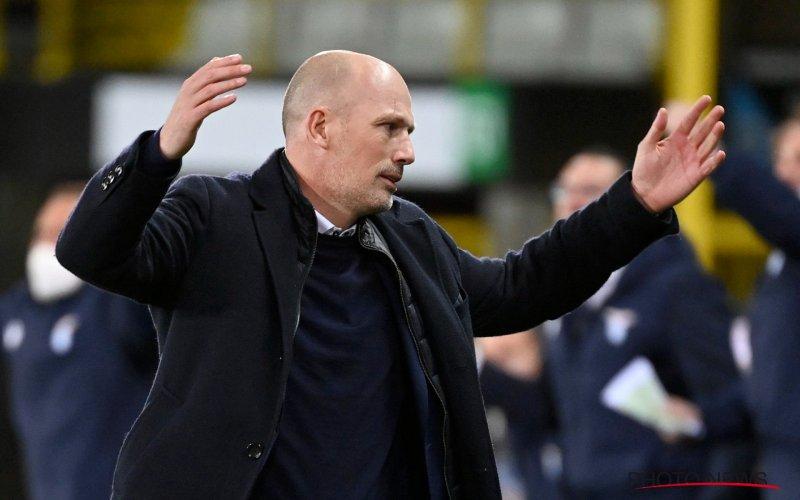 'Clement onder druk bij Club Brugge, zo denkt bestuur over hem'