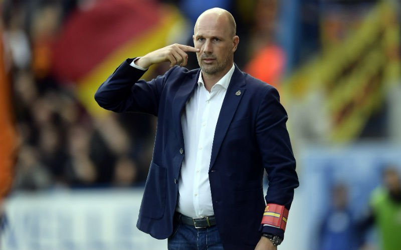 Clement incasseert zware opdoffer vlak voor wedstrijd tegen Gent