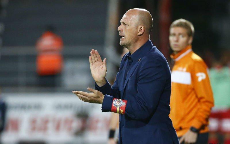 Clement trekt zich geen bal aan van Anderlecht: