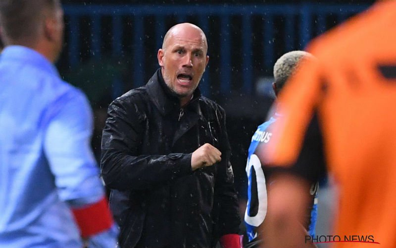 Opvallend: Clement slaat alarm na 6-0-zege tegen STVV