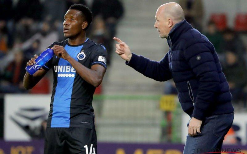 'David Okereke kan Club Brugge in januari al verlaten'