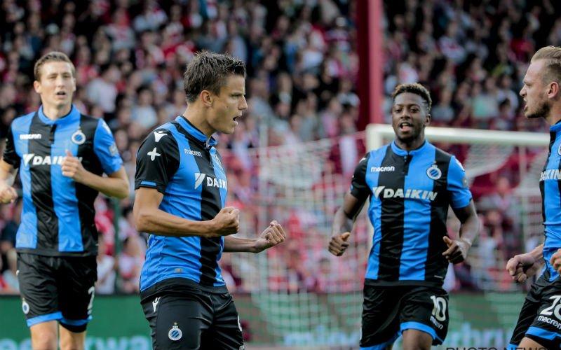 Vanaken ziet nog werkpunt bij Club Brugge: