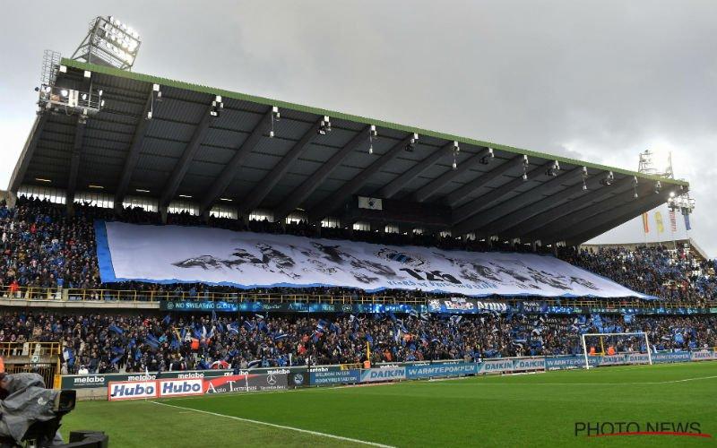 Club Brugge eert overleden supporter op deze prachtige manier