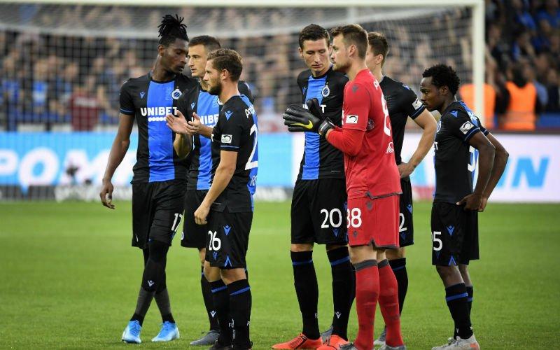 'Nog nooit gezien, Club Brugge volledig onthoofd'