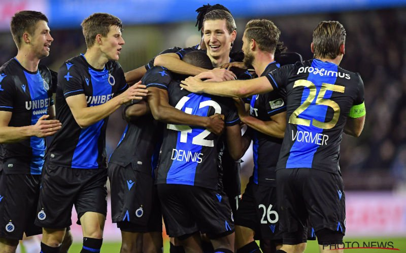 'Club Brugge weet van geen ophouden en duwt nog meer door'