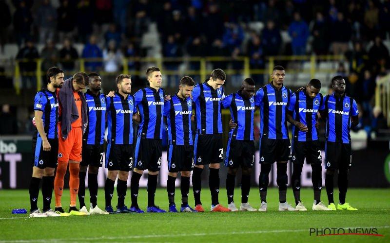 'Club Brugge-speler gaat zwaar over de schreef tijdens winterstage'