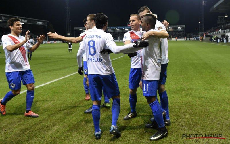 'Hij zal nog deze maand vertrekken bij Club Brugge'