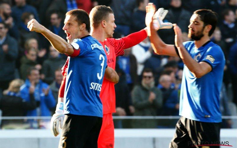 Aderlating voor Club Brugge: twee spelers vallen alsnog uit