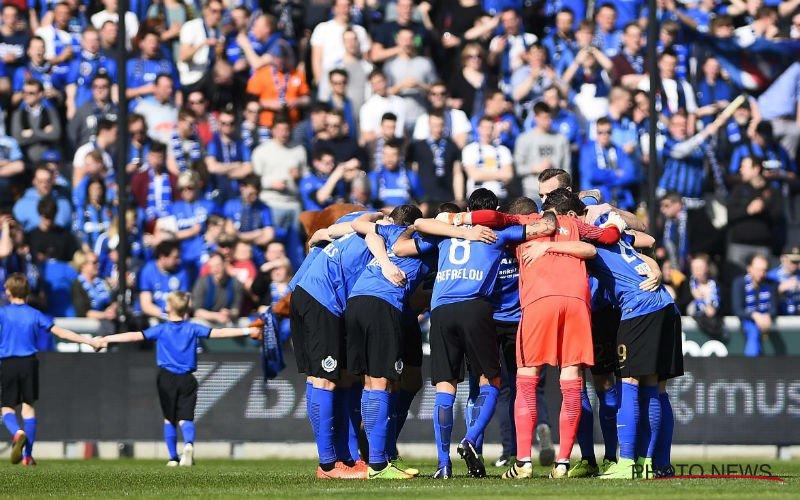 'Doelman die leukemie overwon wil niet naar Club Brugge'