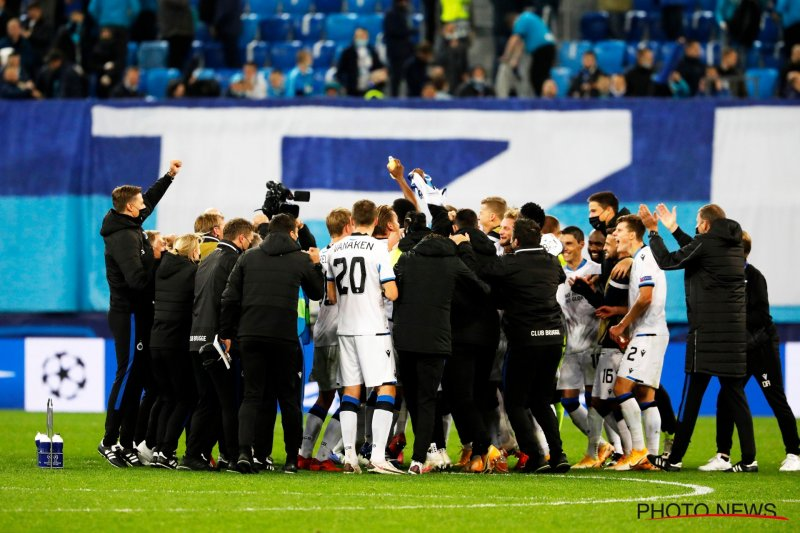 Enorme financiële winst voor Club Brugge, concurrenten wanhopig