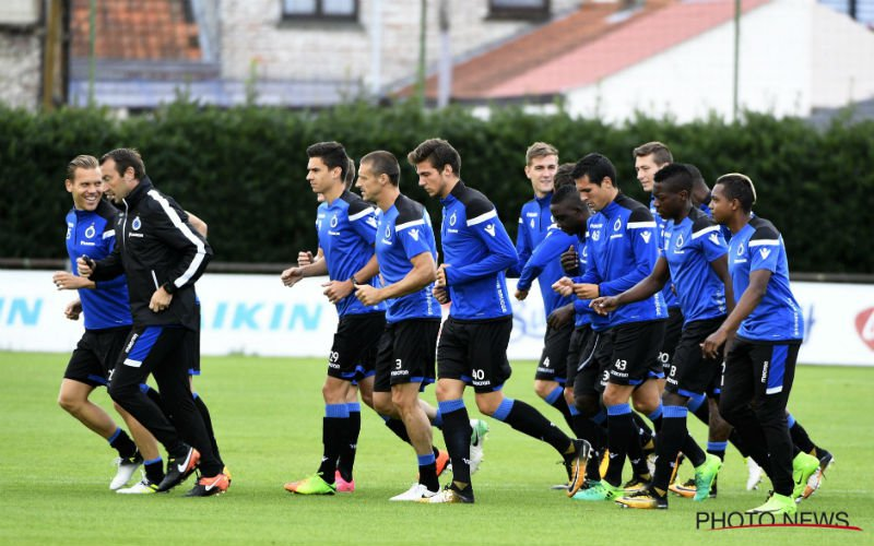 Speler van Club Brugge zorgt voor serieuze problemen
