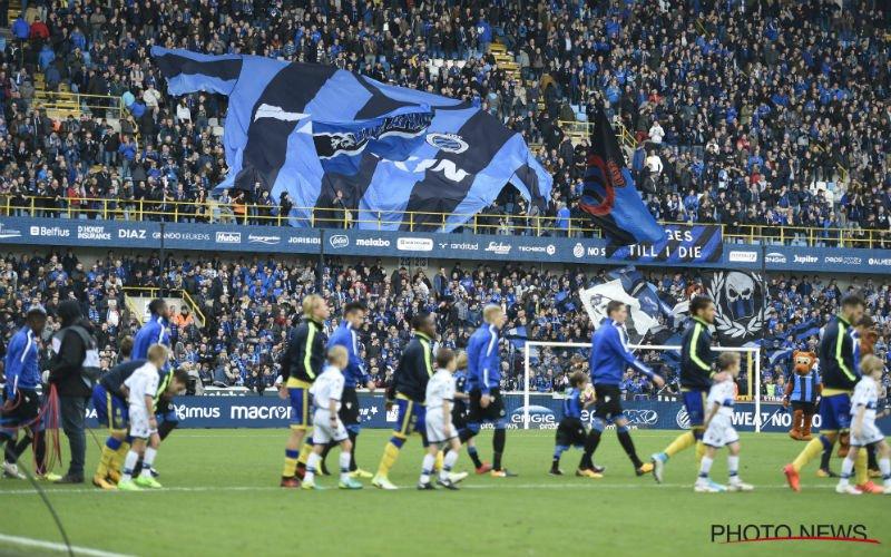Breken Club-fans alles af tegen Anderlecht?