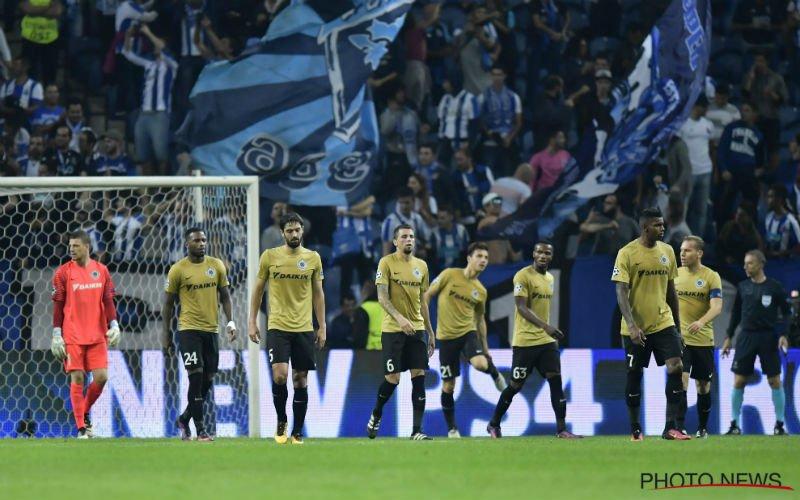 Boeman van Club Brugge fluit Gent-Genk in Europa League