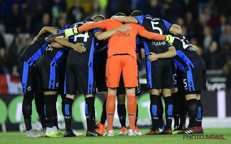 Fan van Club Brugge wordt onwel in tribune en vecht voor zijn leven
