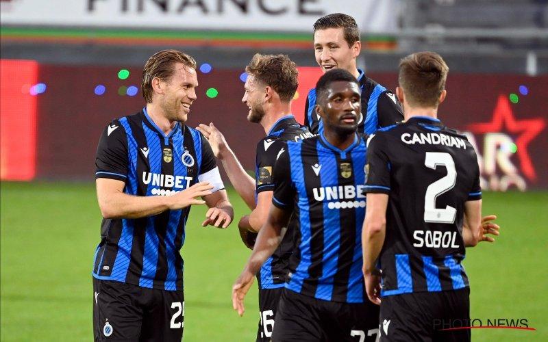 'Club Brugge maakt indruk in Champions League met nieuwe stunt'
