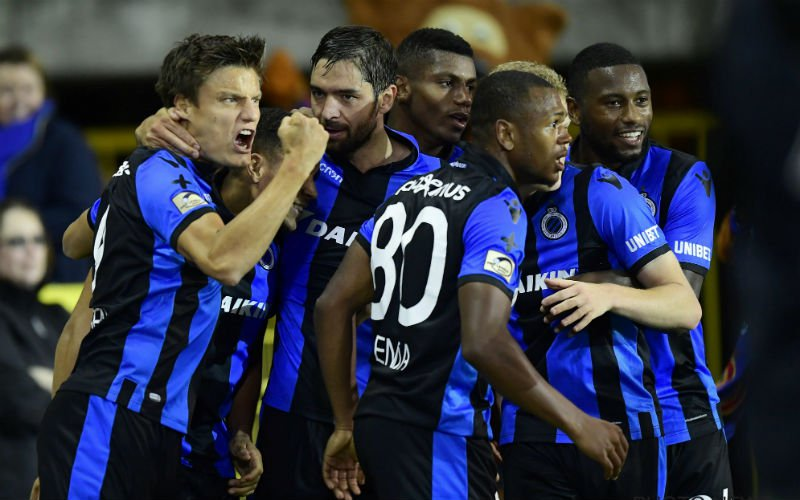 Voetbalfans spreken schande na zege van Club Brugge