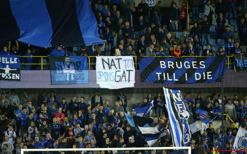 Club-fans gaan in tegenaanval tegen VTM-journalist: