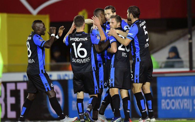 L'Équipe blundert zwaar én pijnlijk met selectie Club Brugge
