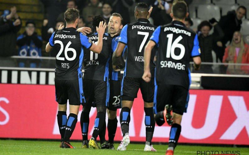 'Ajax kaapt mogelijk sterkhouder weg bij Club Brugge'