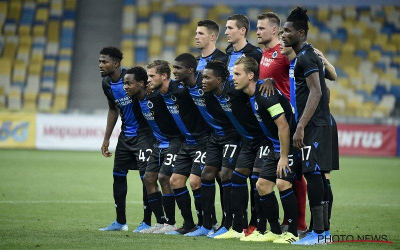 Club-fans hebben het gehad met eigen speler in Kiev: