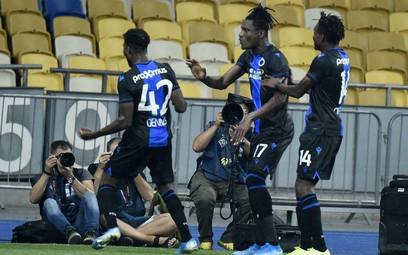 Club na knotsgekke wedstrijd in Kiev naar play-offs van Champions League