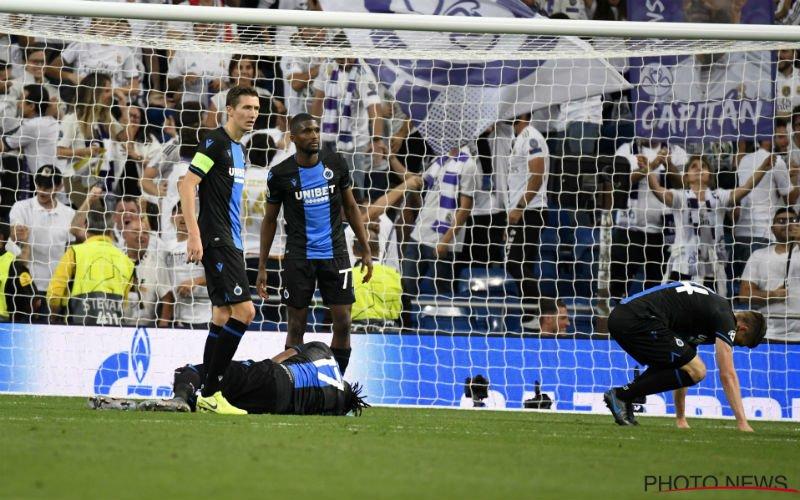 'Club Brugge slikt zeer bittere pil tegen PSG'