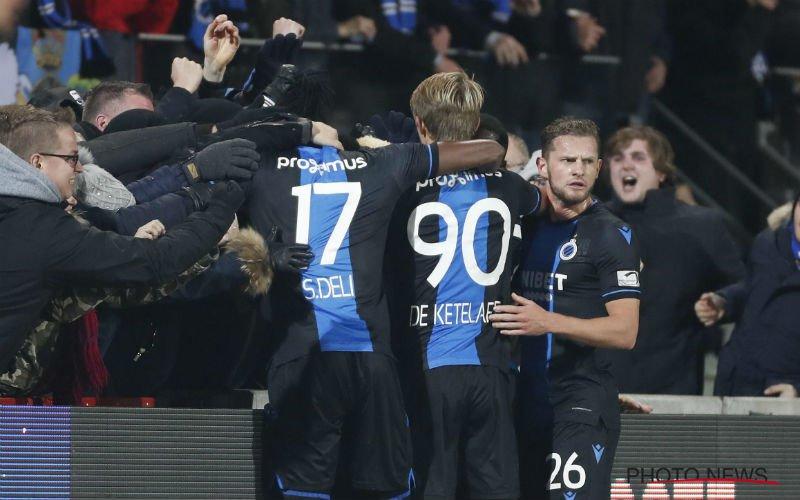 'Club Brugge heeft goud in handen: