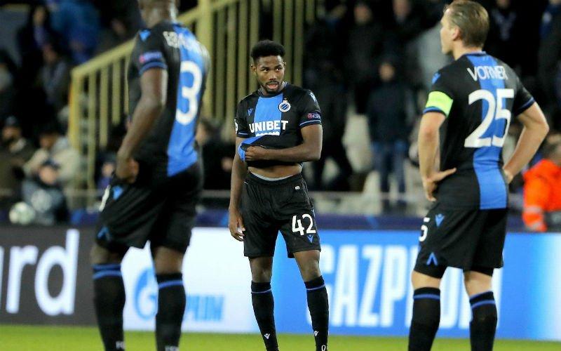 Spaanse pers kraakt Club Brugge: