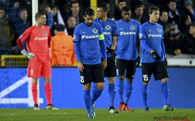 Totale vernedering en afgang voor Club Brugge