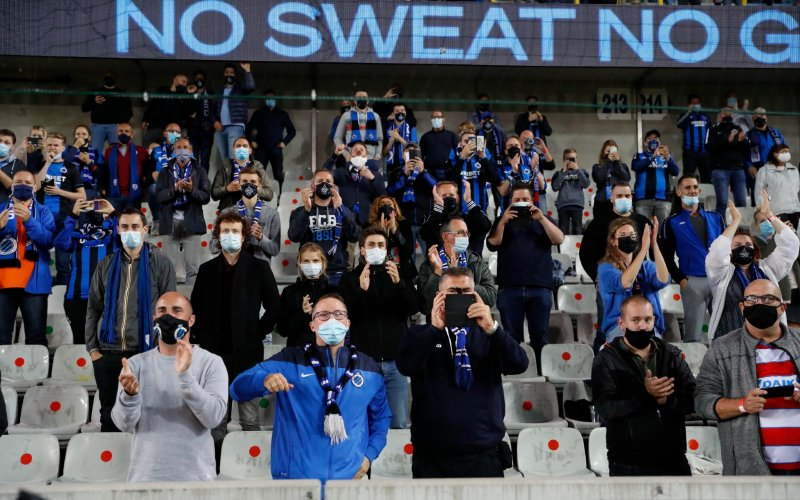 Club Brugge-fans in opstand: