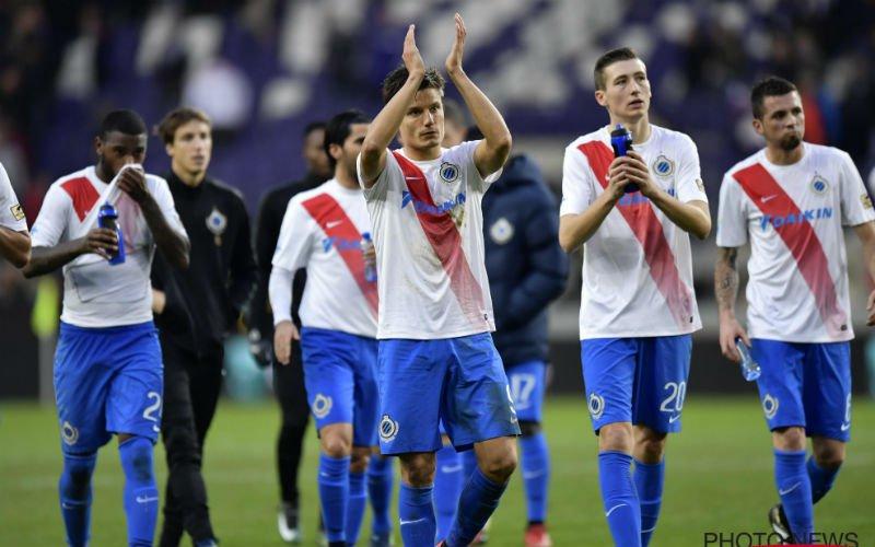 'Middenvelder van Club Brugge bovenaan de verlanglijst'
