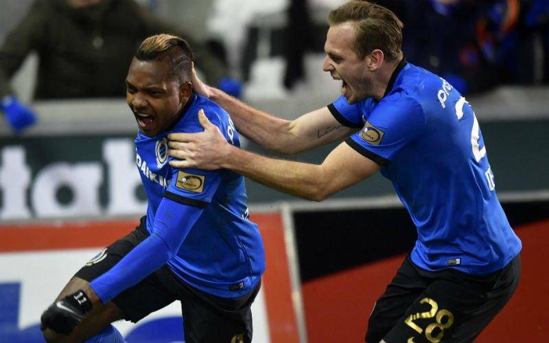 Izquierdo verlost zwoegend Club Brugge, Anderlecht haalt het na ware doelpuntenkermis