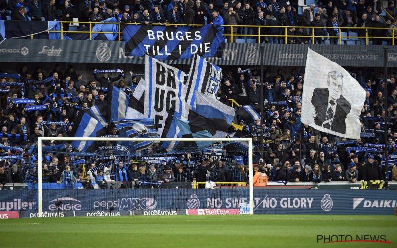 Geweldig: Club Brugge-fans laten zich tijdens coronacrisis van beste kant zien